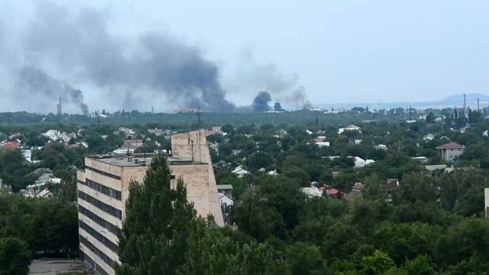Ukraine US War